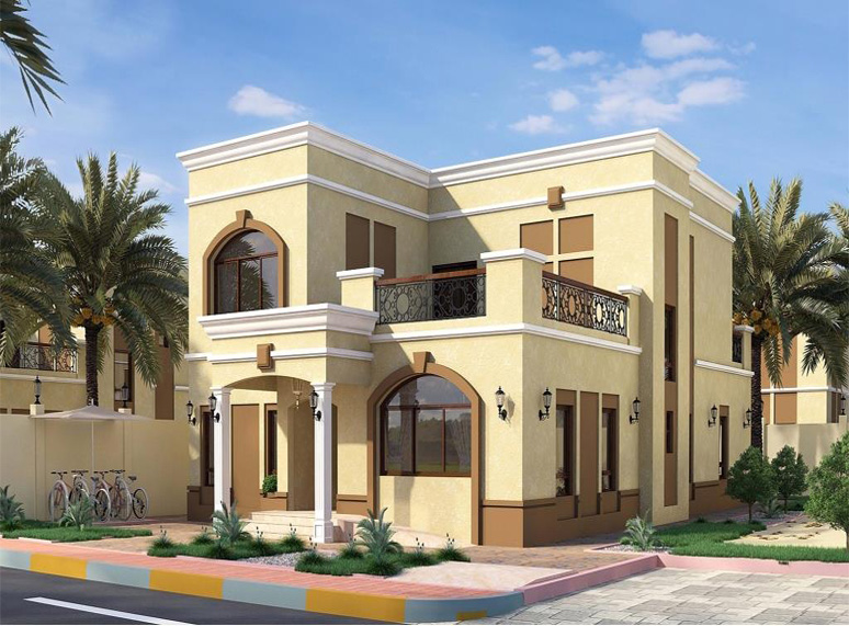 AMSC is Awarded 306 Villas Residential Compound - Ajman
