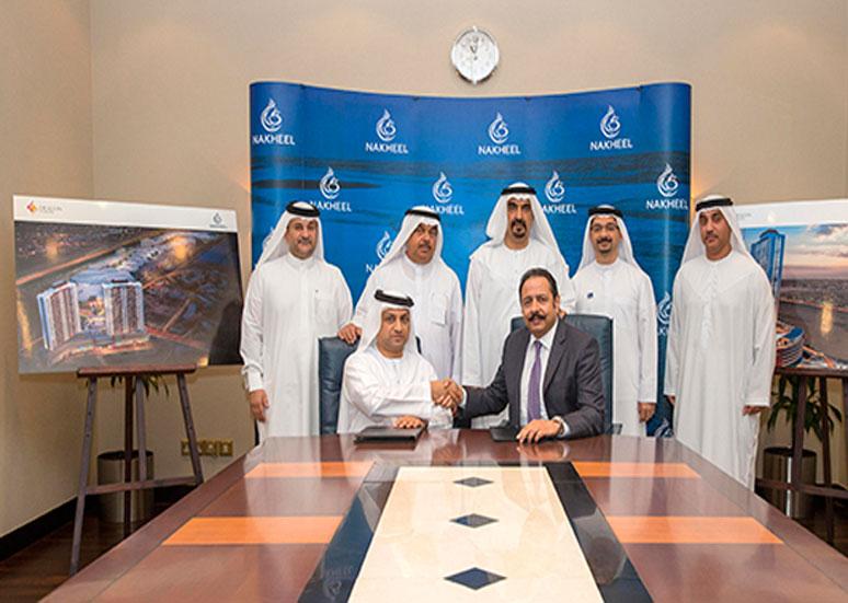 AMSC is awarded  Nakheel Dragon City Contract