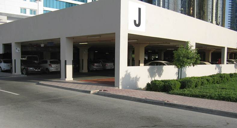 Jumeirah Lake Towers Parking Garage - Clusters X,y,i & Concourse Expansions – Dubai