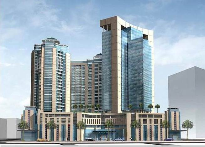Ajman Murur Mixed Use Complex - Ajman