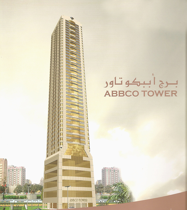 Abbco Tower G+52 – Sharjah