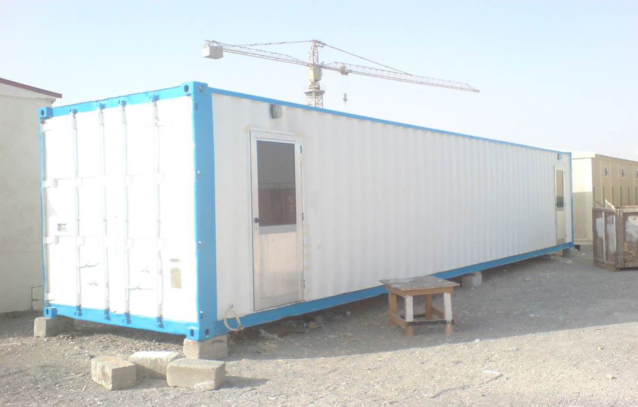 Steel Container Cabin