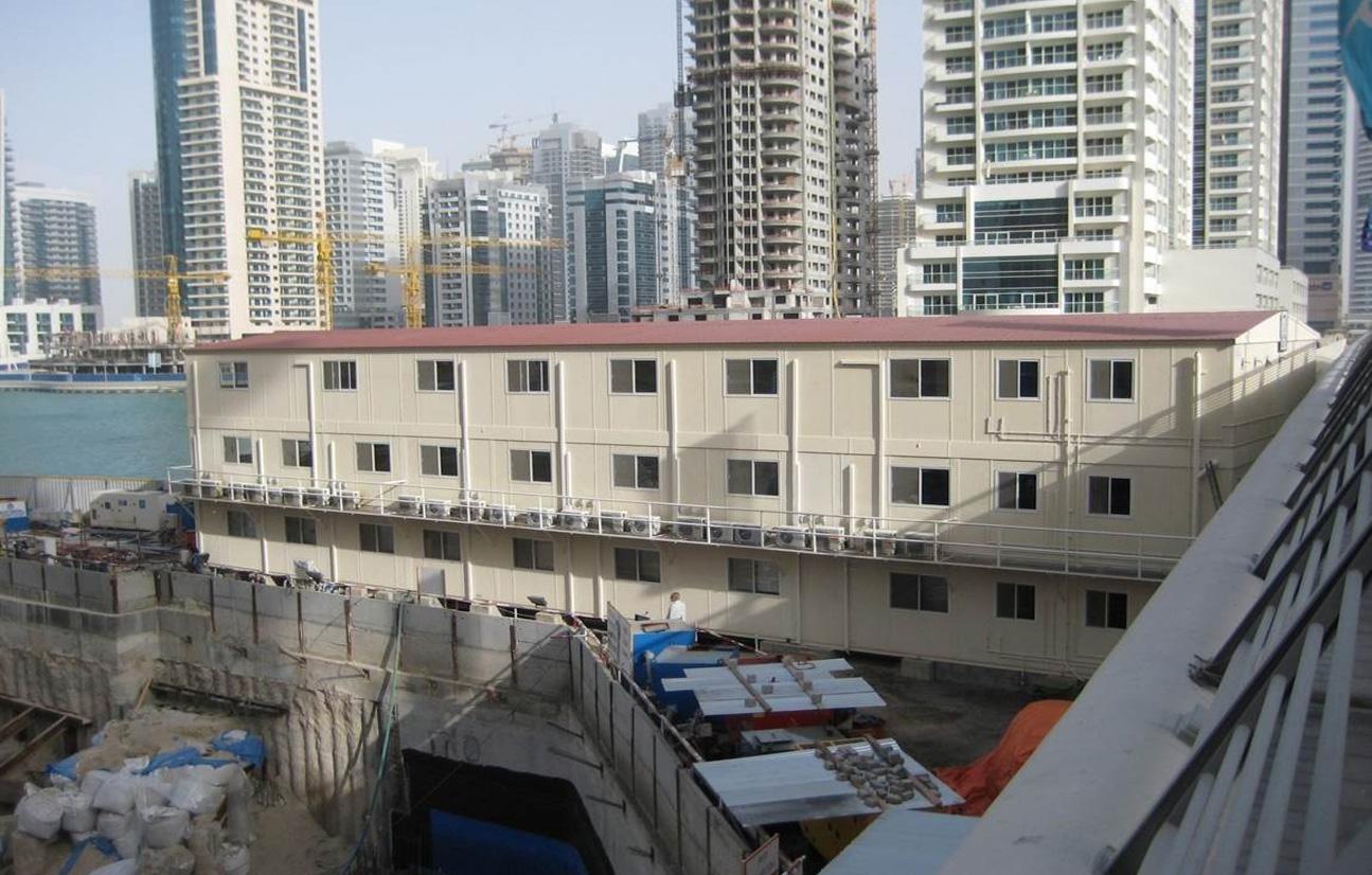 Caravan Office (3 Floors)