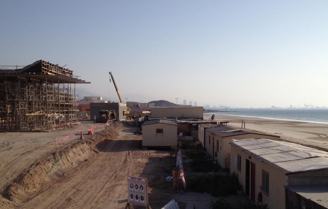 Construction Sites Caravans
