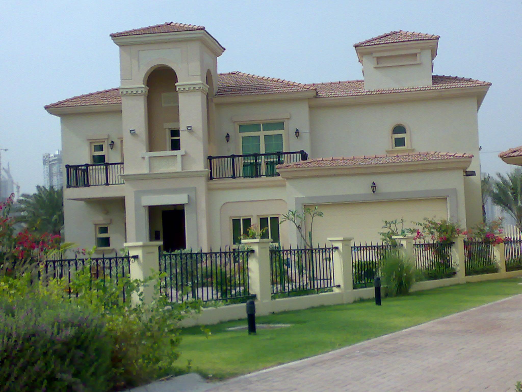 288 Villas At Jumeirah - Dubai