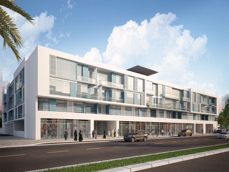 Residential / Commercial Building, Karama - Dubai