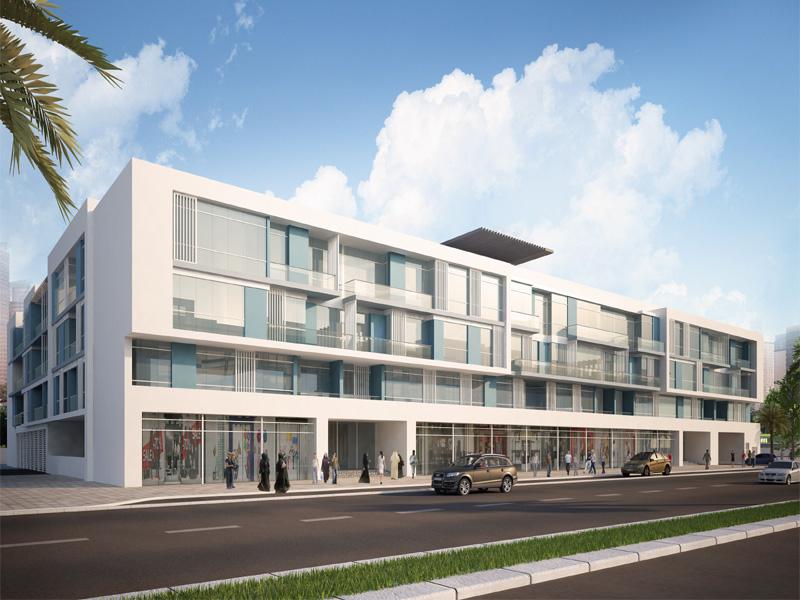 Residential / Commercial Building - Karama - Dubai