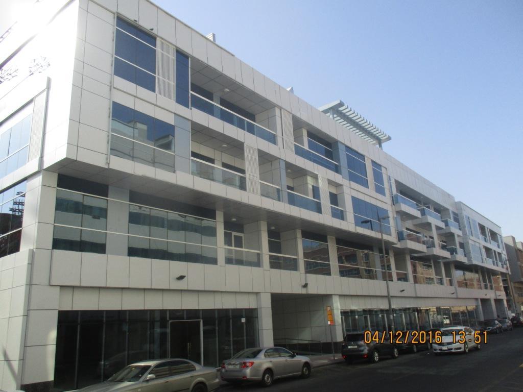 Residential & Commercial Bldg- Karama - Dubai