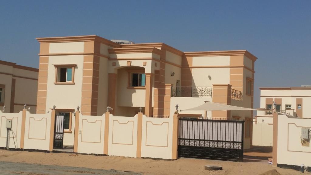 306 Villas Residential Compound In Al Raghayeb 2 Ajman | Ali