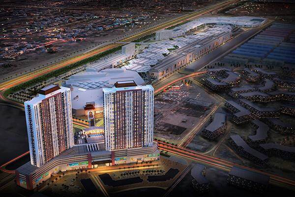 Dragon City - Mixed Use Complex - Dubai